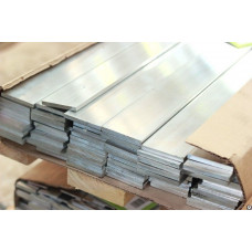 Полоса алюминиевая 20х2 мм Ад31т1