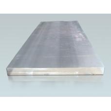 Алюминиевая плита 25 мм АМГ3