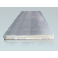 Дюралевая плита Д16 65х1200х3000 мм