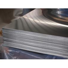 Лист алюминиевый 0,6х1200х3000 мм 1105Ам