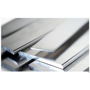 Шина алюминиевая 100х10 мм Ад31т1