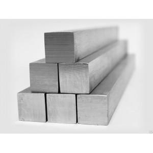 Пруток алюминиевый 120 мм АМг5 квадратный