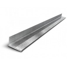 Уголок алюминиевый 20x20х2 мм АМГ5