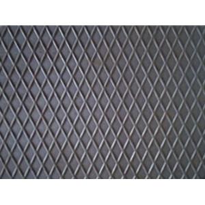 Лист рифленый 6 мм3сп/пс  ромб