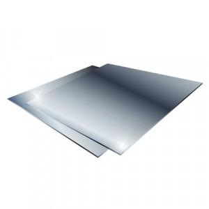 Лист нержавеющий холоднокатаный 0.4х1000 AISI430 (08Х17) зеркальный