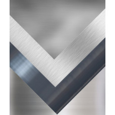 Лист нержавейки 0,7 мм 1250х2500 aisi 316ti