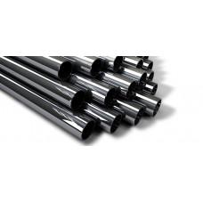 Труба зеркальная нержавеющая 10х1,5 мм сталь 08х18н10