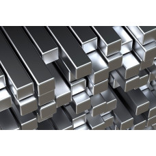 Квадрат нержавеющий 210 мм сталь aisi 410