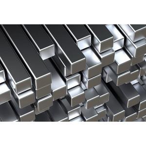 Квадрат нержавеющий 10 мм сталь 08х13
