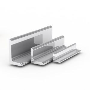 Уголок нержавеющий 30х30х4 мм AISI 304 зеркальный