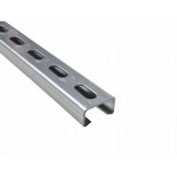 Швеллер перфорированный ШП 160х60х4 мм