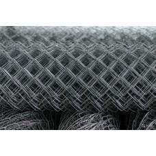 Сетка плетеная рабица 10х10х1,0 мм