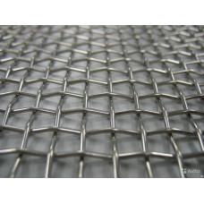 Сетка тканая оцинкованная 12х12х0,8 мм