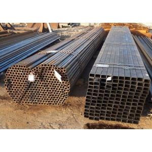 Труба водогазопроводная ДУ 25 чёрная, ГОСТ 3262-75 стенка 2,8