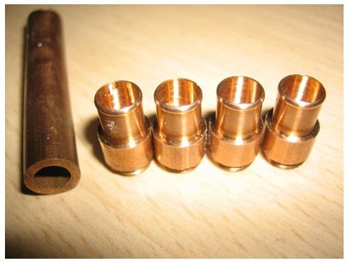 бронзовый трубный прокат